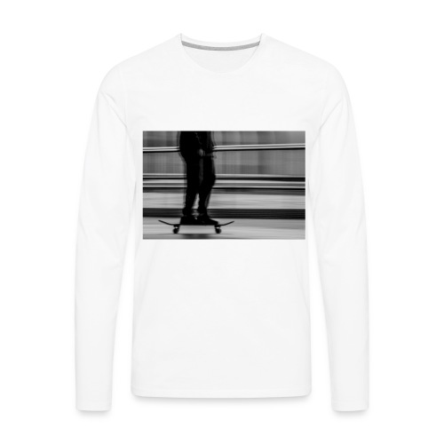 MAC_1337 - Men's Premium Long Sleeve T-Shirt