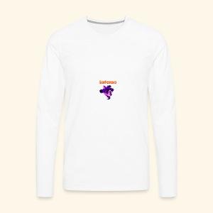 Simple design - Men's Premium Long Sleeve T-Shirt