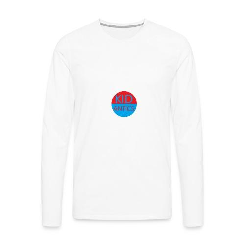 KidAntics Collection M1 - Men's Premium Long Sleeve T-Shirt