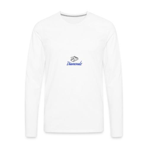Diamondz - Men's Premium Long Sleeve T-Shirt