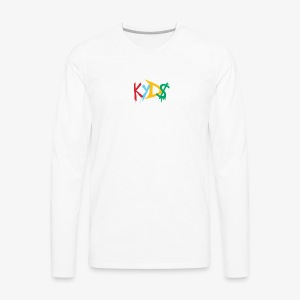 KYD$ DRIP - Men's Premium Long Sleeve T-Shirt