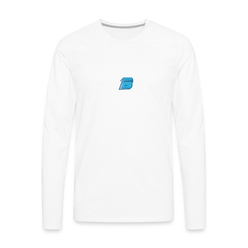 FlameBlaster Shirt - Men's Premium Long Sleeve T-Shirt