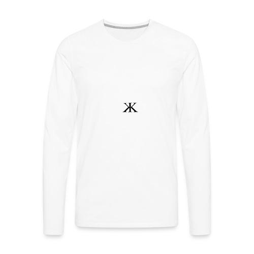 Krixx basic - Men's Premium Long Sleeve T-Shirt