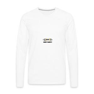 Mens' Variety Official Logo - Men's Premium Long Sleeve T-Shirt