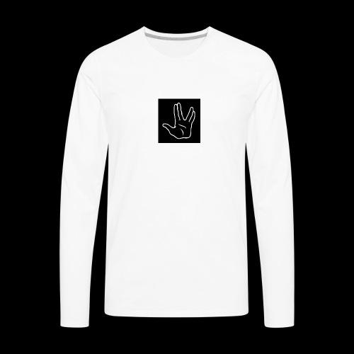 The grid apparel - Men's Premium Long Sleeve T-Shirt