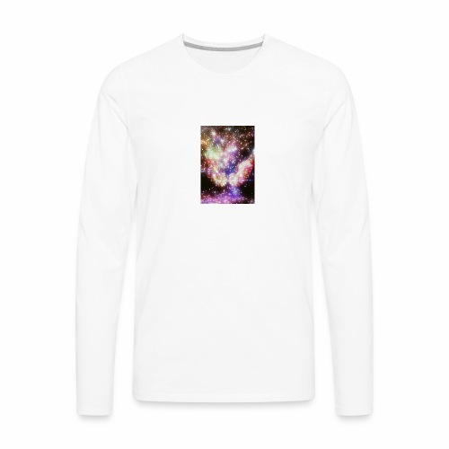 ClawQueen Spread your wings - Men's Premium Long Sleeve T-Shirt