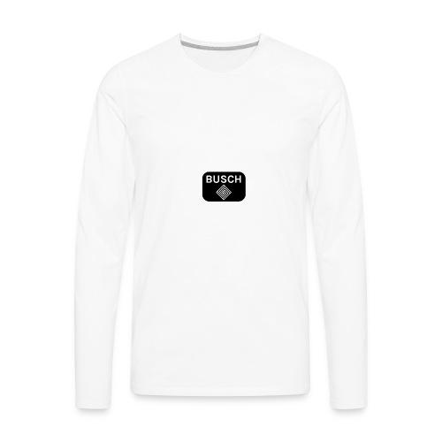 Spiral Name - Men's Premium Long Sleeve T-Shirt