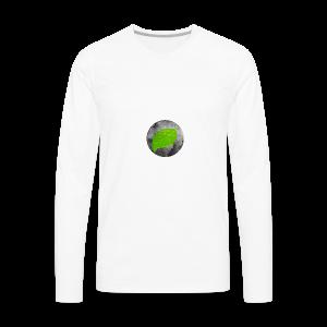 Falling Leaf - Men's Premium Long Sleeve T-Shirt