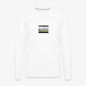 Dailyvlogs let's go - Men's Premium Long Sleeve T-Shirt