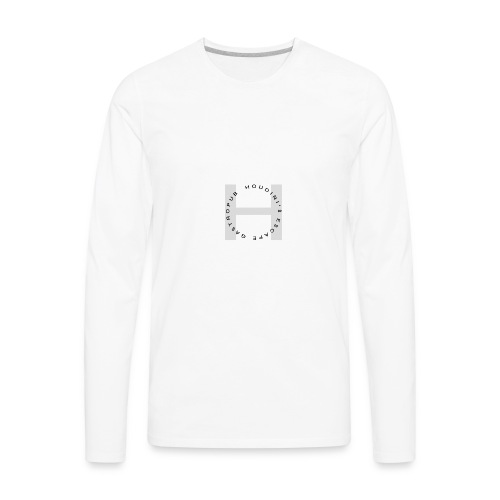 77 - Men's Premium Long Sleeve T-Shirt
