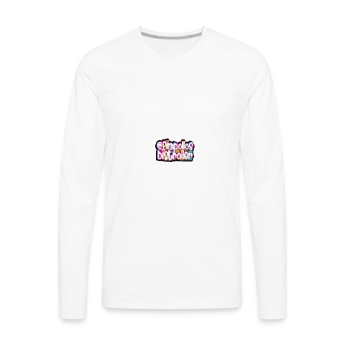 Pimpollos distroller official logo - Men's Premium Long Sleeve T-Shirt