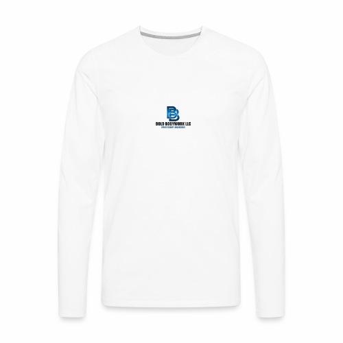 BBwLogoTrans - Men's Premium Long Sleeve T-Shirt