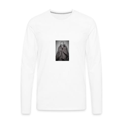 Dan Bullplume - Men's Premium Long Sleeve T-Shirt