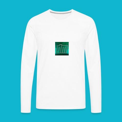 Daymatter merch - Men's Premium Long Sleeve T-Shirt
