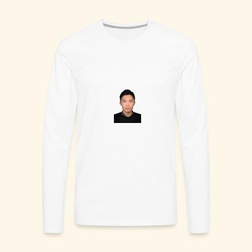 gaobbbb - Men's Premium Long Sleeve T-Shirt