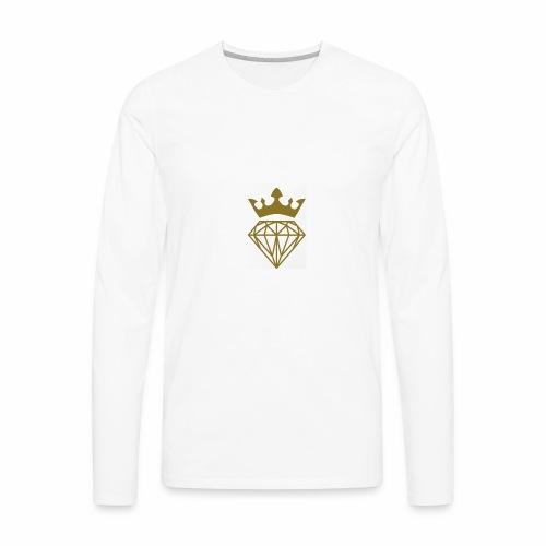King dimond - Men's Premium Long Sleeve T-Shirt