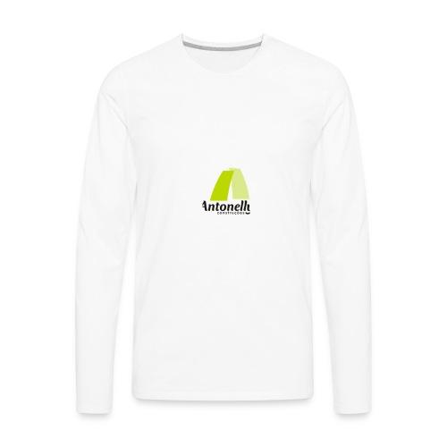 Antonelly logo 400x400 - Men's Premium Long Sleeve T-Shirt