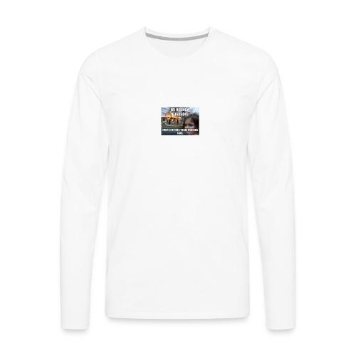 Bears fans - Men's Premium Long Sleeve T-Shirt