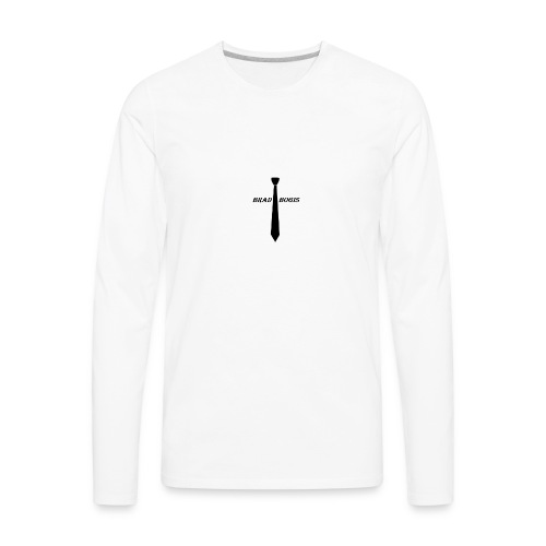 Tied up - Men's Premium Long Sleeve T-Shirt