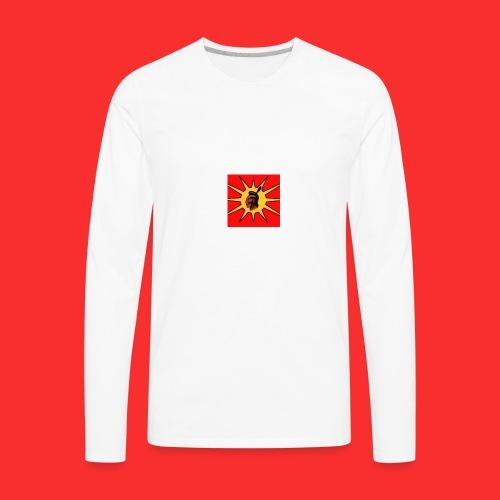 RED-WARRIORS - Men's Premium Long Sleeve T-Shirt