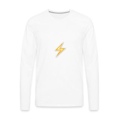 Men's Premium Long Sleeve T-Shirt - Lo mejor