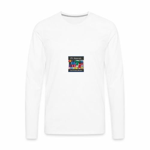 P31 Women's Apparel - Men's Premium Long Sleeve T-Shirt