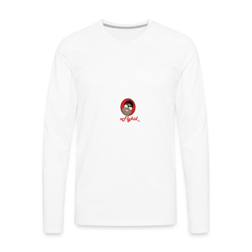vflykid - Men's Premium Long Sleeve T-Shirt