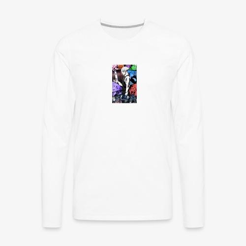 Death Parade - Men's Premium Long Sleeve T-Shirt
