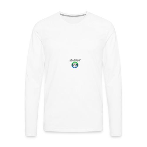 -TG- Ikanos Merch - Men's Premium Long Sleeve T-Shirt
