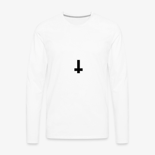 Unholy Cross - Men's Premium Long Sleeve T-Shirt