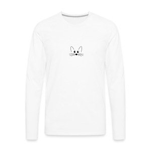 SQLogoTShirt-front - Men's Premium Long Sleeve T-Shirt