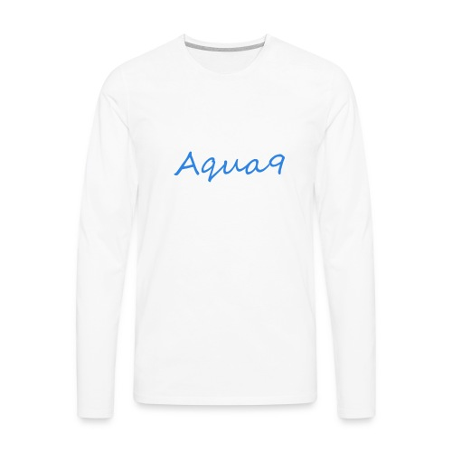 Brand Logo - Men's Premium Long Sleeve T-Shirt