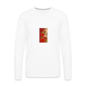 received 894789967306140 - Men's Premium Long Sleeve T-Shirt