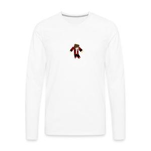 bandana - Men's Premium Long Sleeve T-Shirt