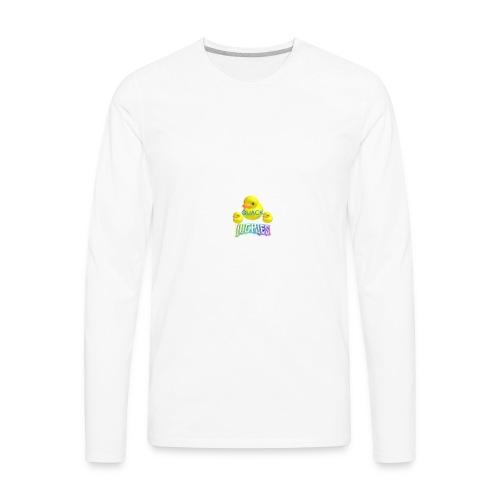 77df6b48af562ce5ea02d6ed38dae4ac - Men's Premium Long Sleeve T-Shirt