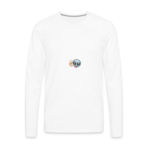 GRAVITNATORS - Men's Premium Long Sleeve T-Shirt