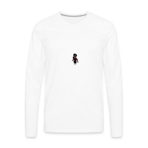 Roblox is cool - Men's Premium Long Sleeve T-Shirt