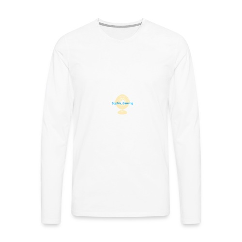 Sophia Gaming - Men's Premium Long Sleeve T-Shirt