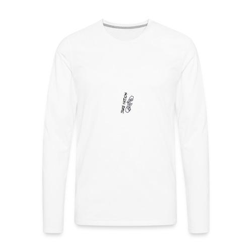 Jake nation phone cases - Men's Premium Long Sleeve T-Shirt