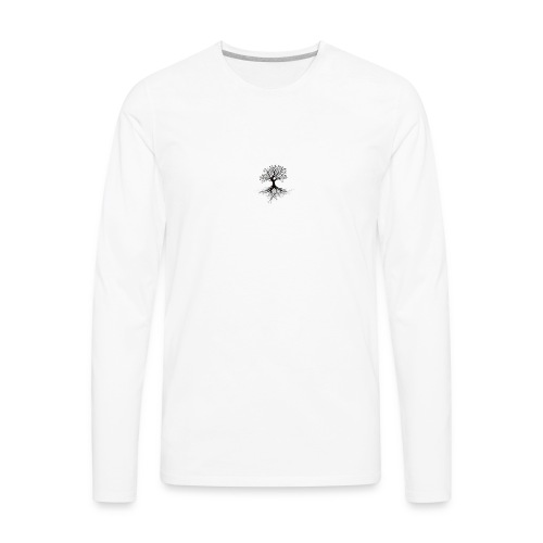 DOWN2EARTH - Men's Premium Long Sleeve T-Shirt