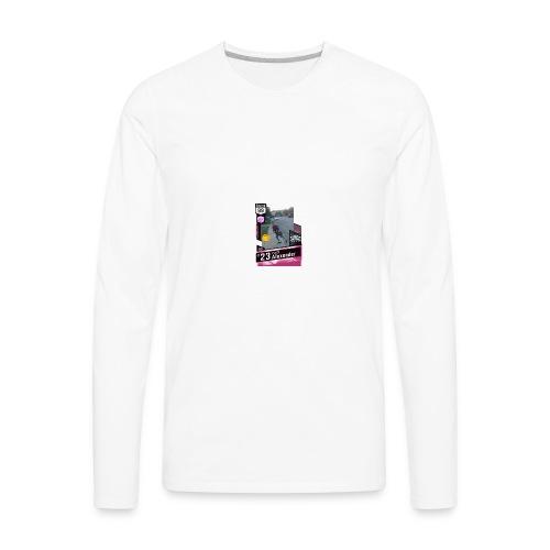 Tyler Deep Shooter - Men's Premium Long Sleeve T-Shirt