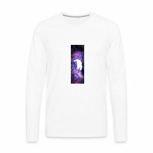 Shoveling - Men's Premium Long Sleeve T-Shirt