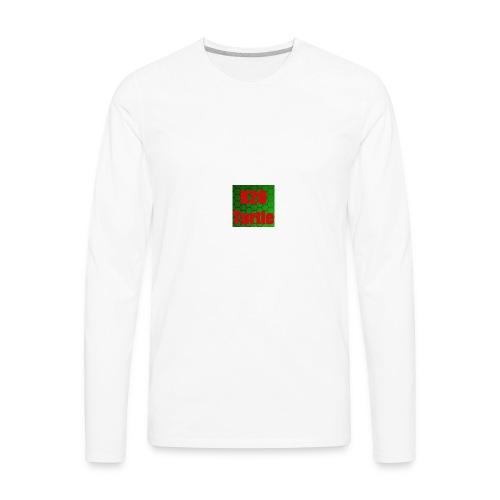 K2O Turtle - Men's Premium Long Sleeve T-Shirt