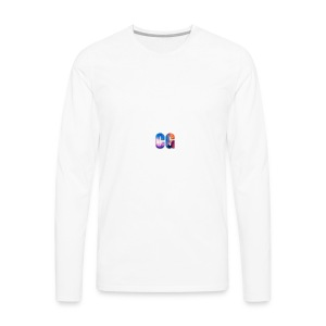 CG_Logo - Men's Premium Long Sleeve T-Shirt