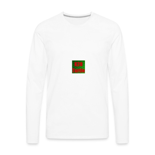 K2O Turtle - Men's Premium Long Sleeve T-Shirt