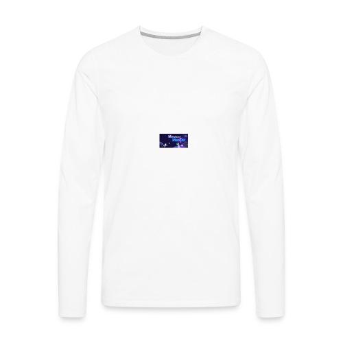 The Gold Gamer tv - Men's Premium Long Sleeve T-Shirt
