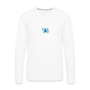 Tech Speech - Men's Premium Long Sleeve T-Shirt