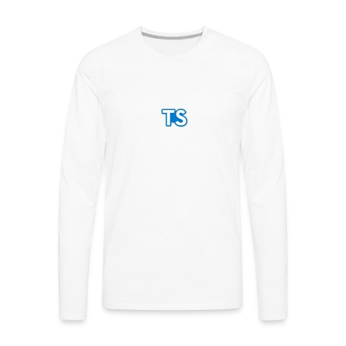 Tech Speech - Men's Premium Long Sleeve T-Shirt