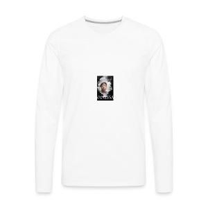 Vanessa smoke - Men's Premium Long Sleeve T-Shirt