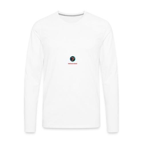 iPhone-Merch - Men's Premium Long Sleeve T-Shirt
